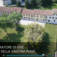 Video con drone a Villa Liccer